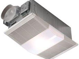 NuTone Model 668RP Fan light  70 CFM 4 0 Sones