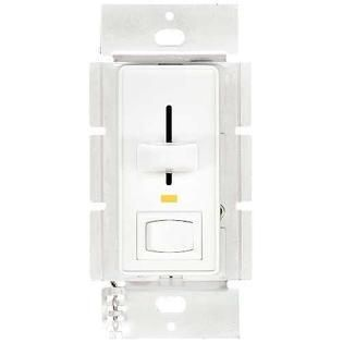 Preferred Industries KDW801 IVORY Residential Dimmer Single Pole 3 Way Combo  Ivory