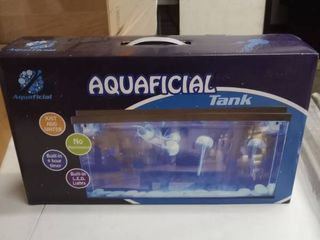 Fantastic Gift Jellyfish Tank With led lights Giant Jellyfish Aquarium Home Deco