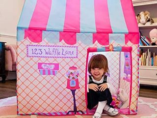 Kids Play Tent a Indoor outdoor Pop Up Circus Playhouse For Boys And Girls a