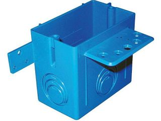 Thomas   Betts A122 1 GANG ENT OUTlET BOX  Pack of 12