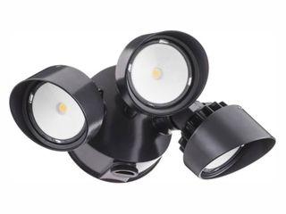 lithonia lighting OlF 3RH 4000K 120 PE BZ M4 Adjustable lED Security