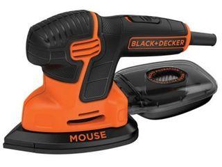 BlACK DECKER Mouse Detail Sander  Compact Detail  BDEMS600