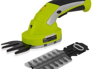 Serenelife PSlTll1812 Cordless Handheld Shears Electrical Hand Held Hedge Trimmer
