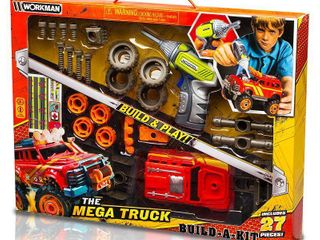 Workman  Build Your Own  Off Road Mega Truck Kit