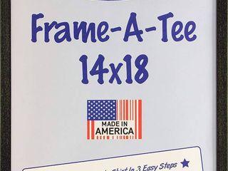 Frame a tee 14 x 18 made in America