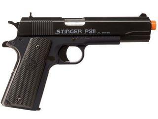 Crosman Stinger P311 Airsoft Pistol  Black