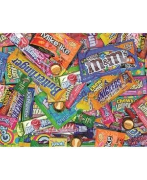 Springbok 500 Piece Jigsaw Puzzle Sweet Tooth