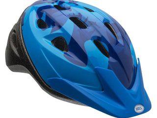 Bell 7073351 Rally Child Helmet  Blue Fins