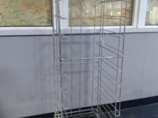 Collapsible Metal Rolling Rack