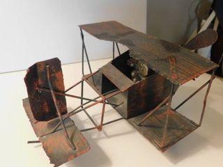 Musical Miniature Bi Plane