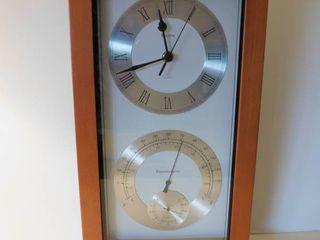 Bulova Quartz Clock