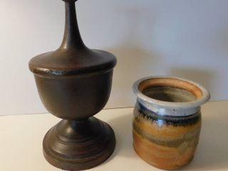 Decorative Post   Vase