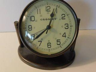 Vintage Crosley Clock