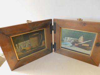Hinged Framed Prints