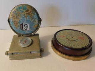 Vintage Perpetual Calendars