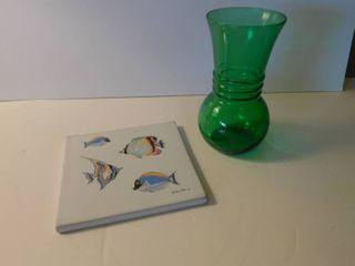 Trivet   Vase