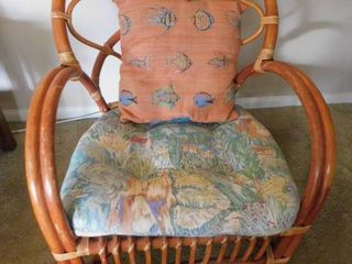 Rattan Bentwood Chair