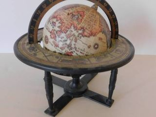 Small World Globe on Stand