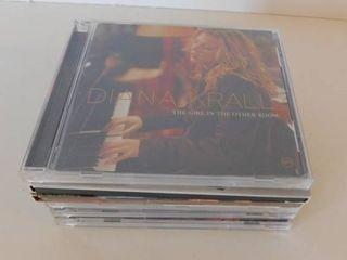 Diana Krall   Moody Blues CDs