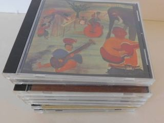 10 CDs from Mixture of Artists