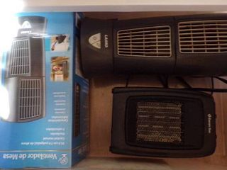 3 SMAll ElECTRIC HEATERS