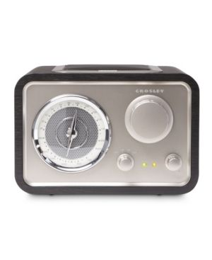 Crosley Solo AM FM Radio  Radios Powers on