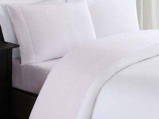 Solid Bed Sheet Set King