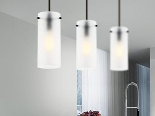Frosted Glass Pendant  Retail 84 99