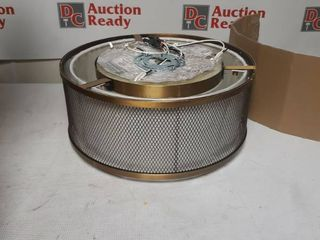 Copper Grove lavella Semi flush Cylindrical Goldtone Brass lighting Fixture  Retail 101 49