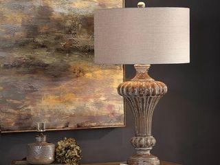 Antique Grey lamp Shade