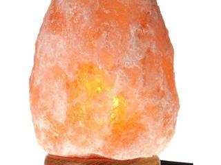 Himalayan Glow Natural Pink Salt lamp  20 30 lbs