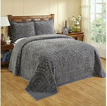 100  Cotton Tufted Chenille King Retail 188 78