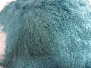 Faux Fur Pillow Set of 2