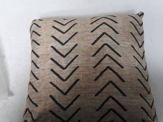 Simple Striped Throw Pillow