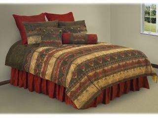 Comforter Set Super King  Retail 363 23