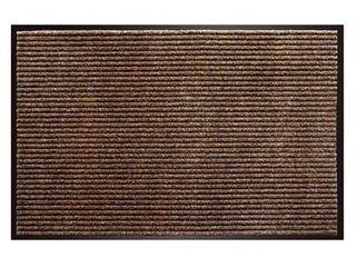 Apache Rib Cocoa Door Mat Set of 2