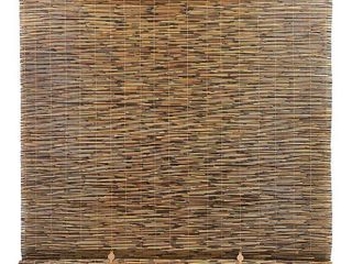 Peeled and Polished Reed Blind lot of 2