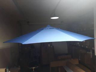 Push Button Tilt Umbrella with Umbrella Stand