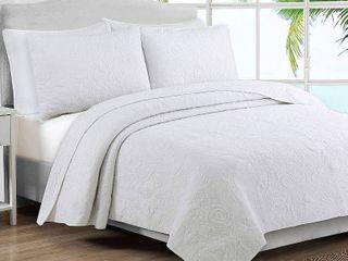 Cotton Quilt 3 Piece Set King Retail 85 99