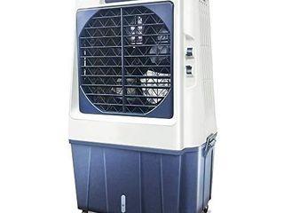 DUOlANG 1353 CFM Portable Evaporative Cooler Fan   60T  Mechanical Control