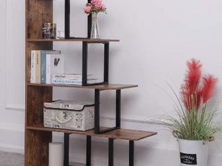 Well 5 Tier wooden shelf