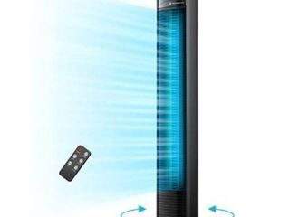 Tower Fan Taotronics 36  Oscillating Tower Fan with remote