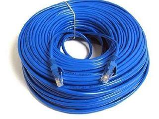 Ubigear network patch cable utp cat6e 23awg 4 pr etl