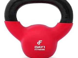 kettle bell fitness day 1
