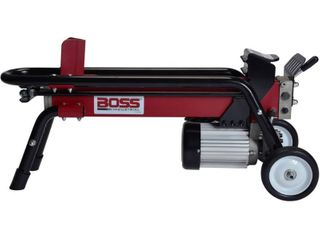 Boss Industrial ES7T20 Electric log Splitter  7 Ton