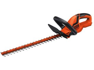 BlACK DECKER 20V MAX Cordless Hedge Trimmer  22 Inch  Tool Only  lHT2220B MEDIUM APPEARS USED  NO BATTERIES