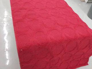94  x 36  red runner rug