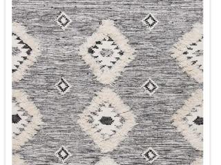 nuloom mona Grey 5  x 5  square rug