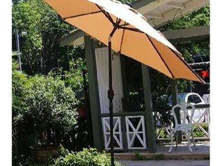 Sunny Glade 9  led Umbrella